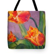 An Early Bloom Tote Bag