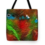 An Earthy Feeling Tote Bag