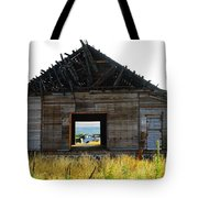 An Empty Barn  Tote Bag