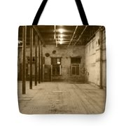 An Empty Lusty Lady Tote Bag