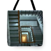 An Endless Race To The Bottom Tote Bag