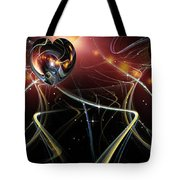 An Imp Is Born Tote Bag