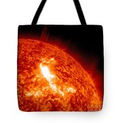 An M8.7 Class Flare Erupts On The Suns Tote Bag