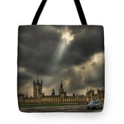An Ode To England Tote Bag