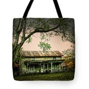 An Old Home Place Tote Bag