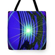 An Orb In Abstract 2 Tote Bag