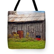 An Orderly World Tote Bag