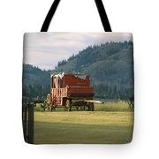 An Orginal Carriage And Other Equipment Tote Bag