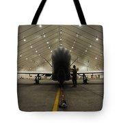 An Rq-4 Global Hawk Unmanned Aerial Tote Bag