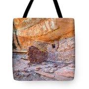 Anasazi Indian Ruin - Cedar Mesa Tote Bag