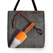 Anchor And Float Tote Bag