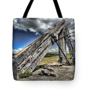 Anchor Sculpture Neyland Tote Bag