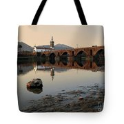 Ancient Bridge Tote Bag