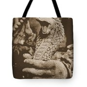 Ancient Cobra Tote Bag