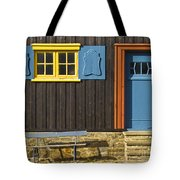 Ancient Frontage Tote Bag