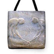 Ancient Hockey Tote Bag