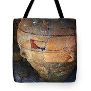 Ancient Relic Of Crete Tote Bag