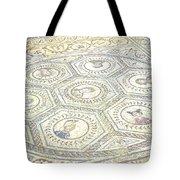 Ancient Spanish Mosaic Tote Bag