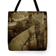 Ancient Surroundings Tote Bag