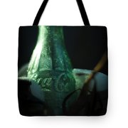 And A Smile In Winter Tote Bag