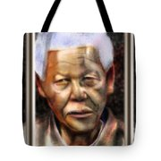 And God Remembered Prisoner 46664 Tote Bag by Reggie Duffie