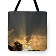 And Is To Come Tote Bag