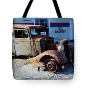 ...and Rotate The Tires Tote Bag