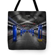 And Then The Silence... Tote Bag