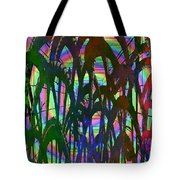 And They All Came Tumbling Down Tote Bag