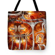 And You See That Crazy Sun Tote Bag