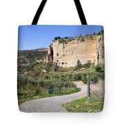 Andalusia Countryside Tote Bag