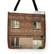 Andalusia Grocery Co Tote Bag