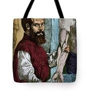 Andreas Vesalius, Flemish Anatomist Tote Bag