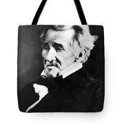 Andrew Jackson, 7th American President Tote Bag by Omikron