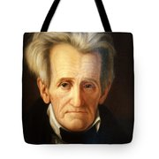 Andrew Jackson, 7th American President Tote Bag