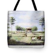Andrew Jackson: Hermitage Tote Bag