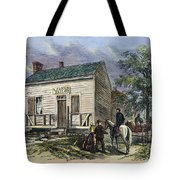 Andrew Johnson: Tailor Tote Bag