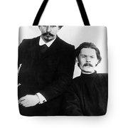 Andreyev And Gorki Tote Bag