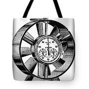 Anemometer, 20th Century Tote Bag