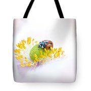 Anemone Lady Tote Bag