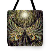 Angel In The Midst Tote Bag