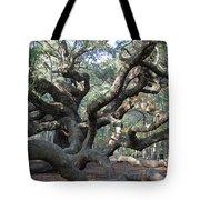 Angel Oak - Johns Island Sc Tote Bag