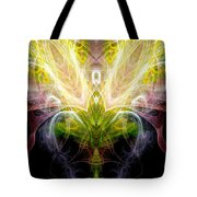 Angel Of Abundance Tote Bag