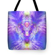 Angel Of Ascension Tote Bag