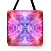 Angel Of Compassion Tote Bag