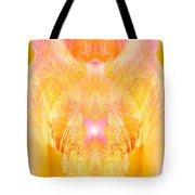 Angel Of Divine Protection Tote Bag