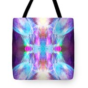 Angel Of Enlightenment Tote Bag