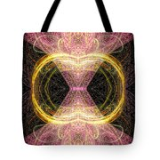Angel Of Groups And Gatherings Tote Bag