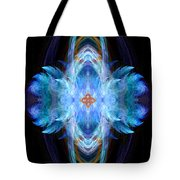 Angel Of Safe Travel Tote Bag