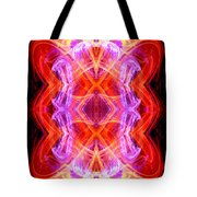 Angel Of Tantra Tote Bag